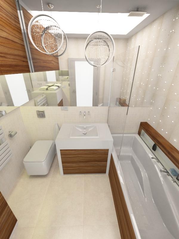 łazienka z płytkami swarovski (2)