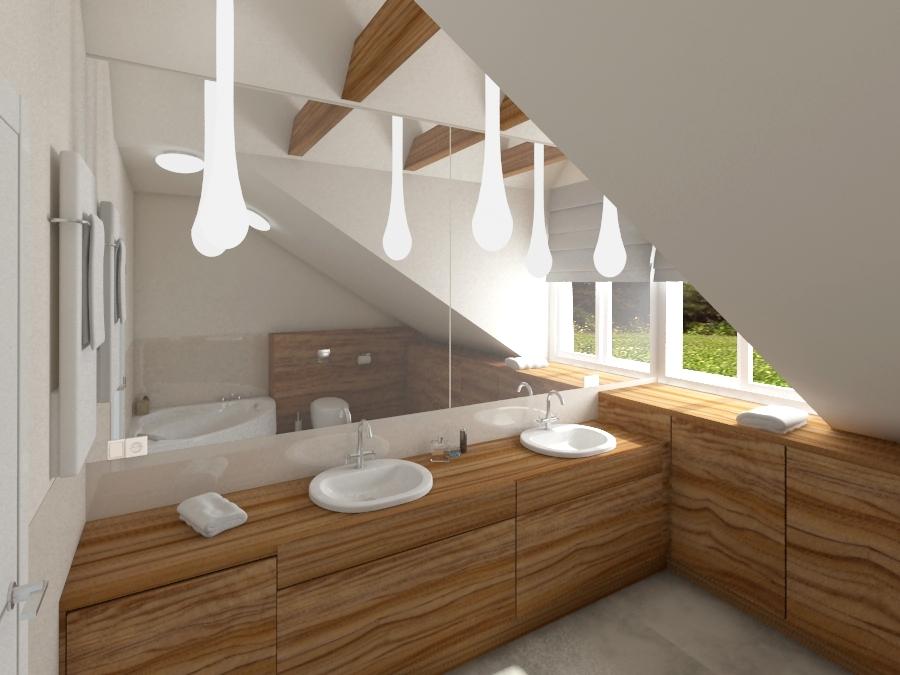 łazienka ze szkłem na ścianie (10)