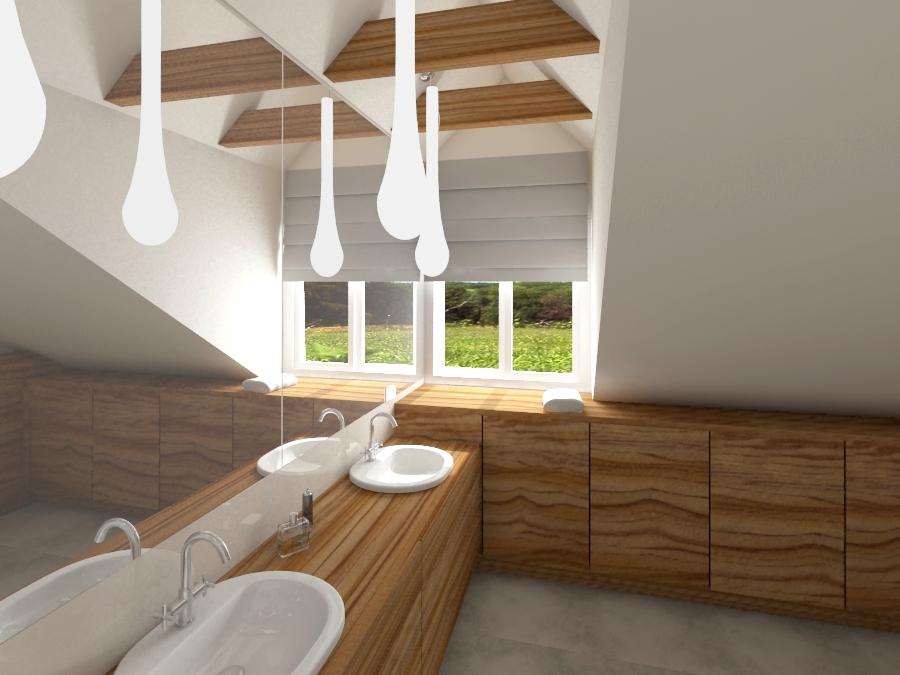 łazienka ze szkłem na ścianie (14)