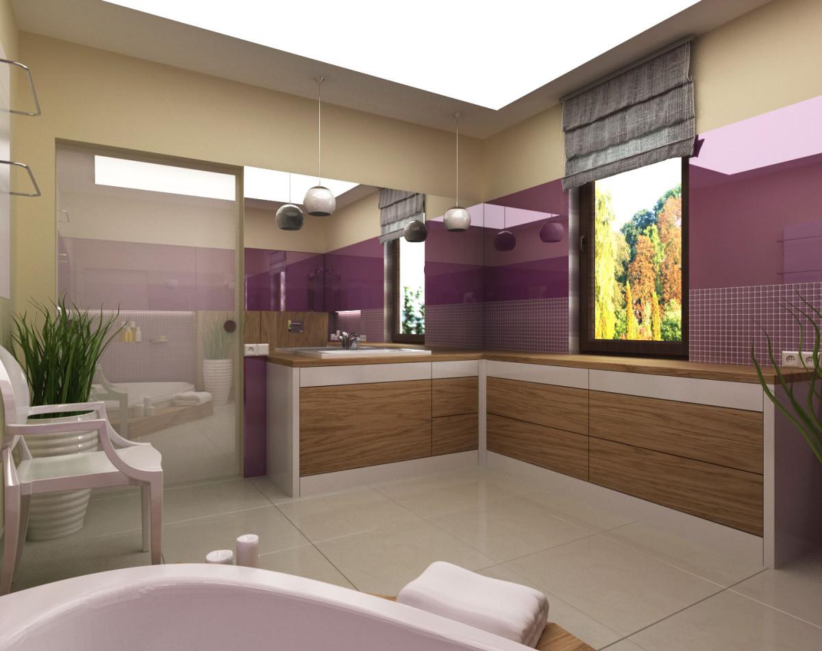 łazienka ze szkłem na ścianie (17)