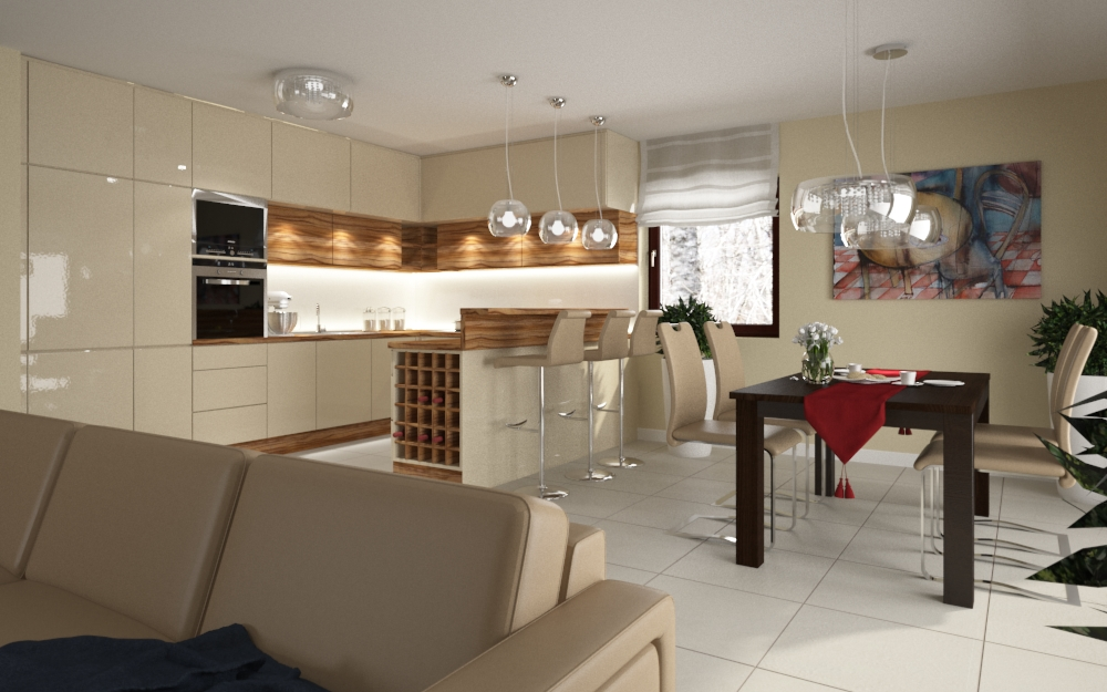 aneks kuchenny w domku jednorodzinnym (5)