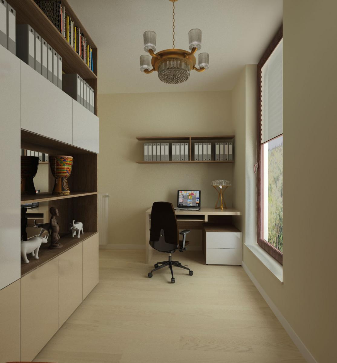gabinet w mieszkaniu (1)