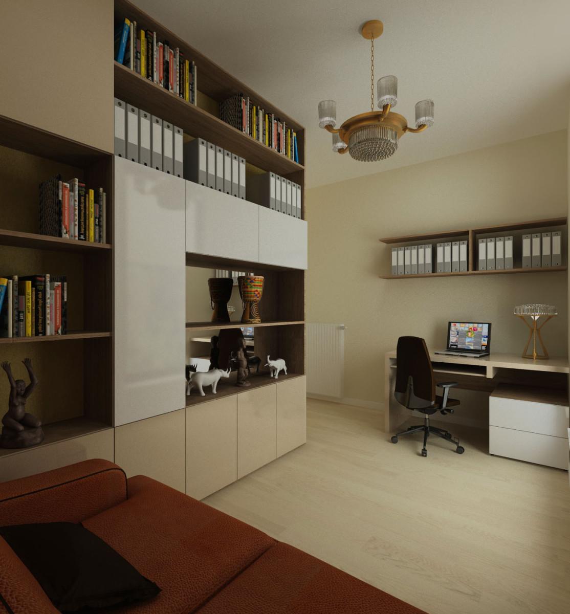 gabinet w mieszkaniu (2)
