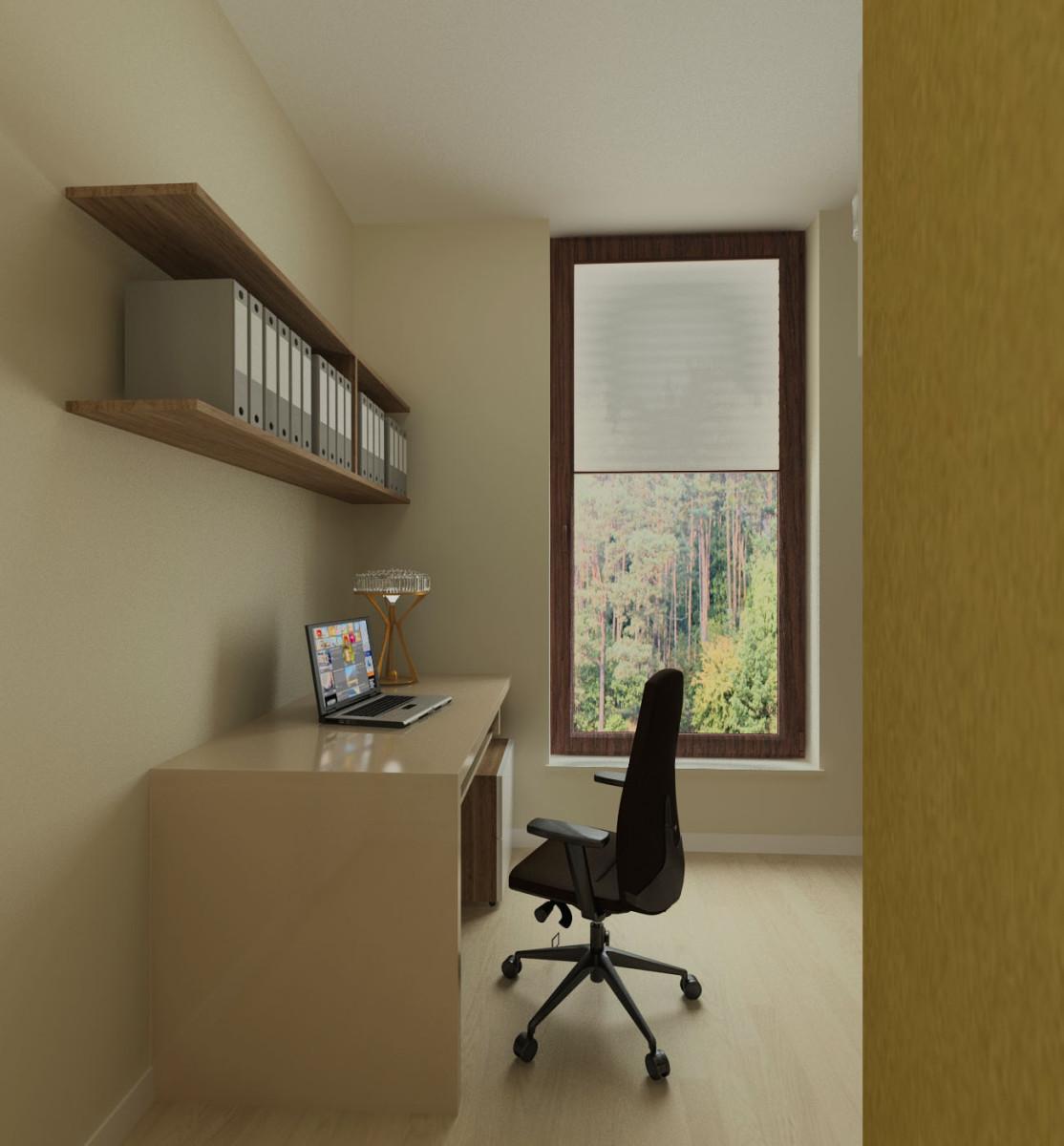 gabinet w mieszkaniu (4)