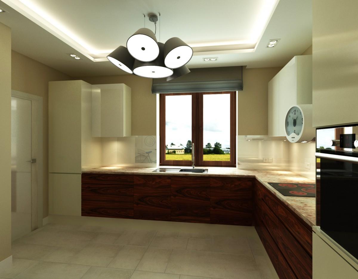 kuchnia z grafiką na ścianie (6)