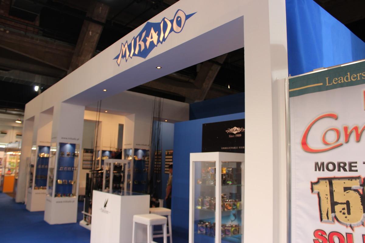 stoisko reklamowe dla Mikado w Brukselii (1)